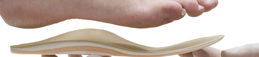 Semelles orthopédiques à Nice